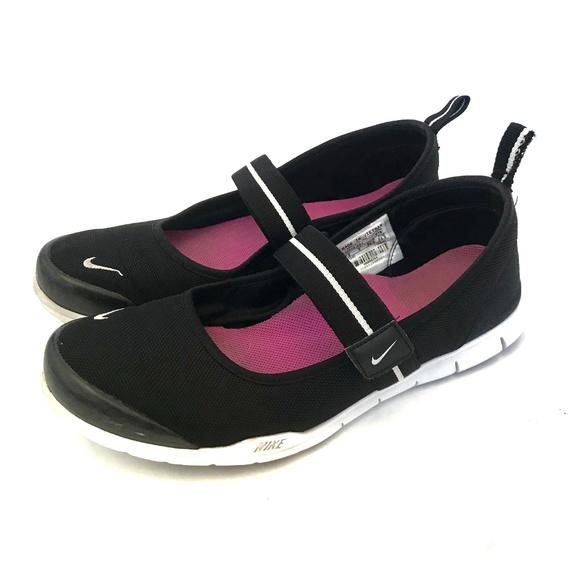 Nike Shoes | Nike Black White Mary Jane